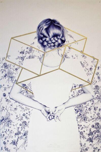 Nuria Riaza, 'El desencanto de las palabras', 2015