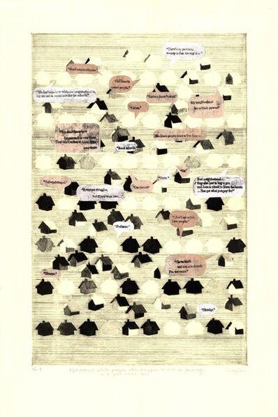 Aïsha Lehmann, 'No Mixing no.8', 2021
