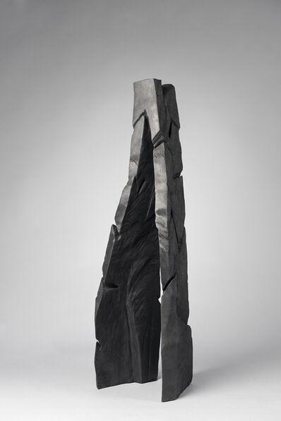 David Nash, 'Zigzag', 2015