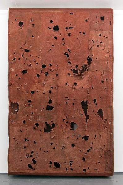 Simon Callery, 'Flat Painting Bodfari 14/15 Ferrous '