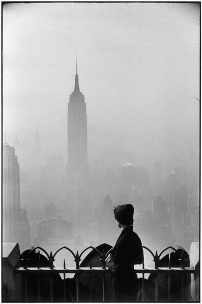 Elliott Erwitt, 'New York City', 1955