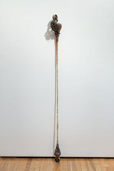 Yoshitomo Saito, 'Dove Stick', 2018