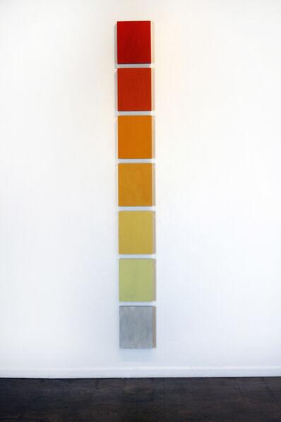 Mel Prest, 'Sunrise Radio Crystals', 2014
