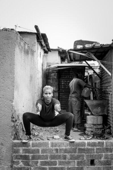 Mantala Nkoatse & Zivanai Matangi, 'My Body is a Museum (Squat)', 2019