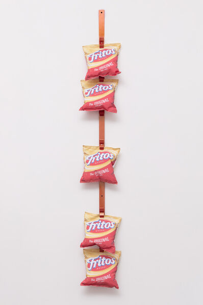 Lucia Hierro, 'Rack: Corn Chips', 2019