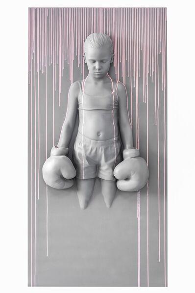 SCHOONY, 'Pink Drip', 2020