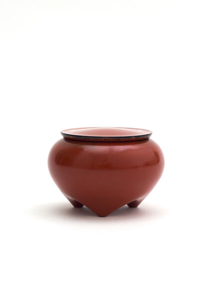 Jihei Murase, 'Negoro Nuri Tea Caddy', 2019