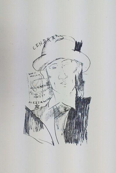 Amedeo Modigliani, 'Dix Neuf Poèmes Élastiques', 1919