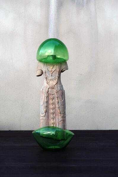 Zhuo Qi, 'Bubble-Game', 2020
