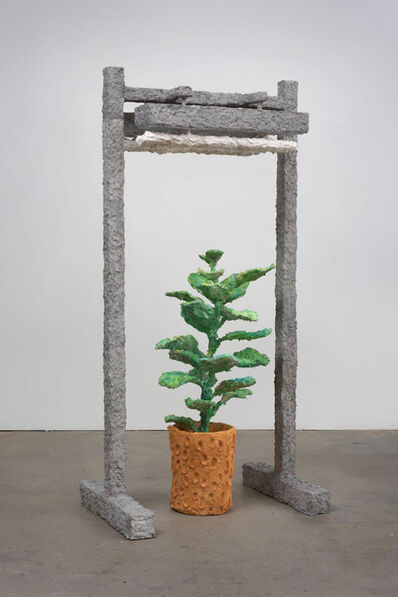 Evan Holloway, 'Small tree tobacco', 2017