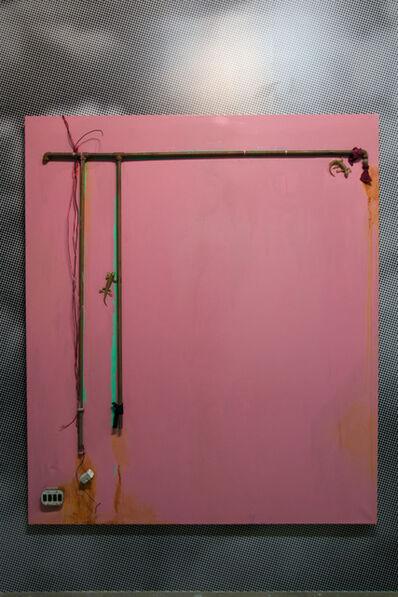 Huma Mulji, 'Memory of a Pink', 2012