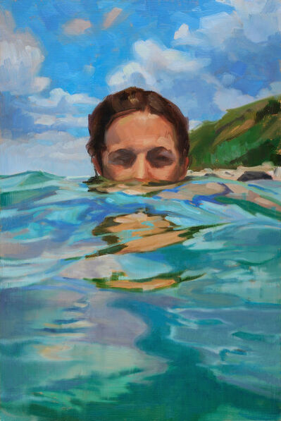 Phoebe Peterson, 'Afloat with her Dreams', 2019