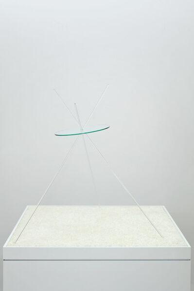 John M. Armleder, 'Assemblage aus Glas', 2006