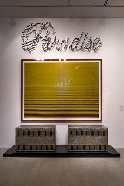 """Peter Marino, 'Installation view """"One Way: Peter Marino""""'"""