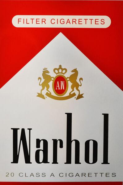 Abidiel Vicente, 'Warhol (Red)', 2015