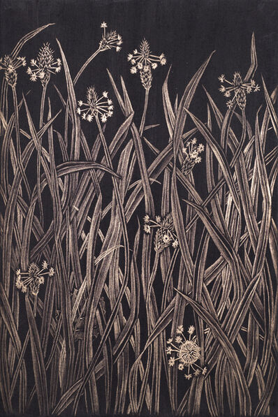 Margot Glass, 'Small Grasses #1', 2020