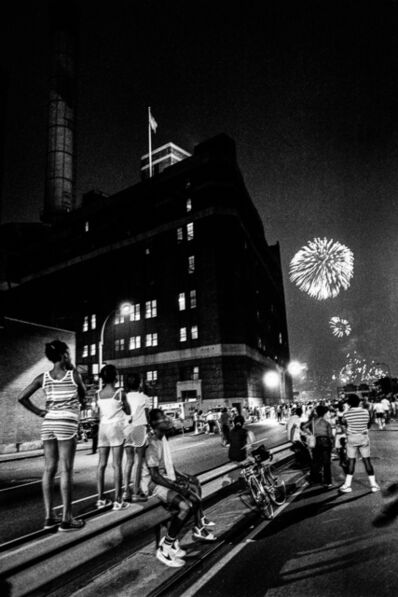Ken Schles, '4th of July', 1984