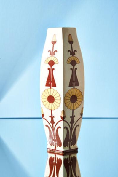 Arabia, 'Fennia Sunflowers', 1900-1917