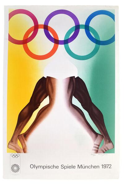 Allen Jones, 'Olympische Spiele München', 1972
