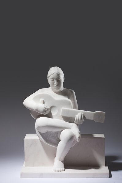 Dong Woo Kim, 'Woman Playing Guitar', 2015