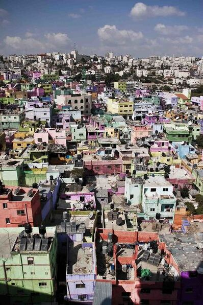 Yazan Khalili, 'Color Correction 2', 2009
