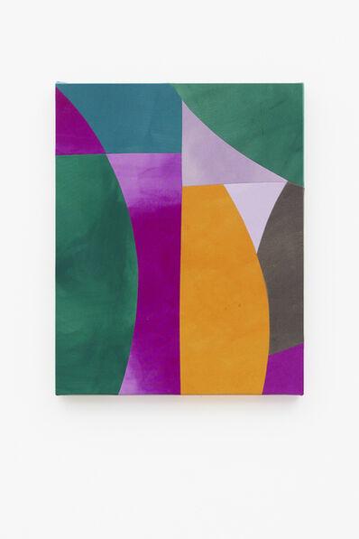 Sarah Crowner, 'Opening Grass', 2019