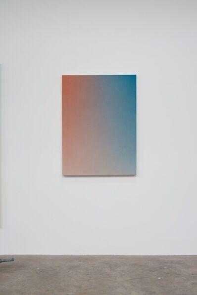 Oliver Marsden, 'Fade XIII (Light Red Cerulean)', 2014