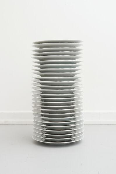 Filip Berg, 'Plate Pile', 2020