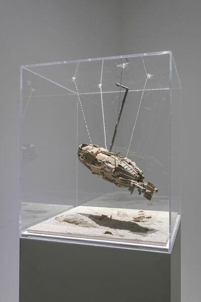 Haruko Sasakawa, 'Plastic Model of Torpedo', 2017