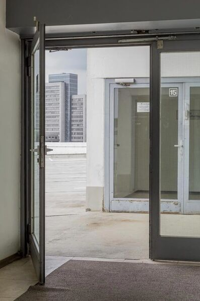Raphael Brunk, 'Deck 5 Door', 2014