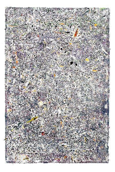 Jacin Giordano, 'Shredded Painting #42', 2015