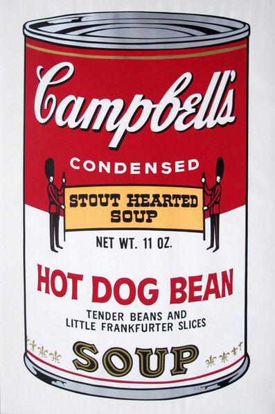 Andy Warhol, 'Campbells Soup II: Hot Dog Bean (FS II.59)', 1969