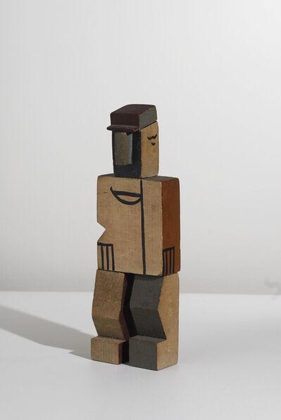 Joaquín Torres-García, 'Figura de hombre', 1930
