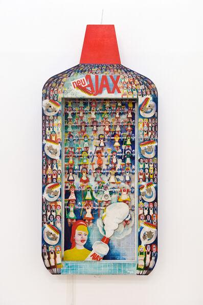 Thomas Bayrle, 'Ajax', 1966