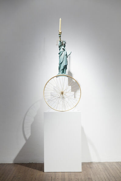 Vitaly Komar, 'Liberty as Justice', 2010-2015