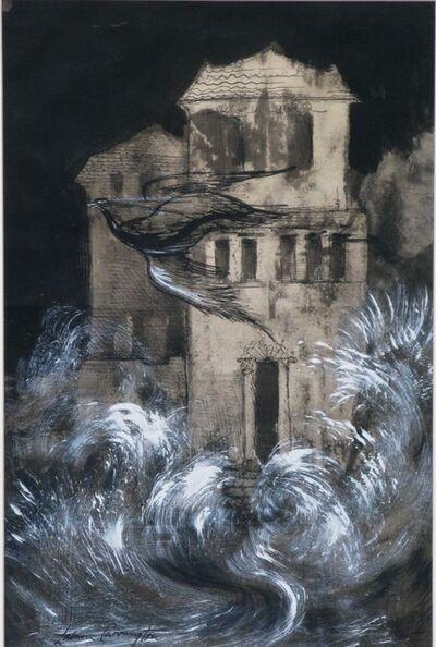 Leonora Carrington, 'En esta casa', 1957