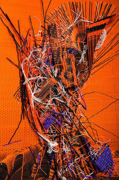 Lorenzo Vitturi, 'Orange Deconstruction #3', 2017