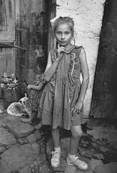 Mary Ellen Mark, 'Beautiful Emine Posing, Trabzon, Turkey', 1965