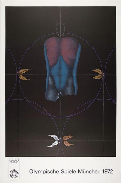 Paul Wunderlich, 'Torso / Olympische Spiele München 1972', 1972