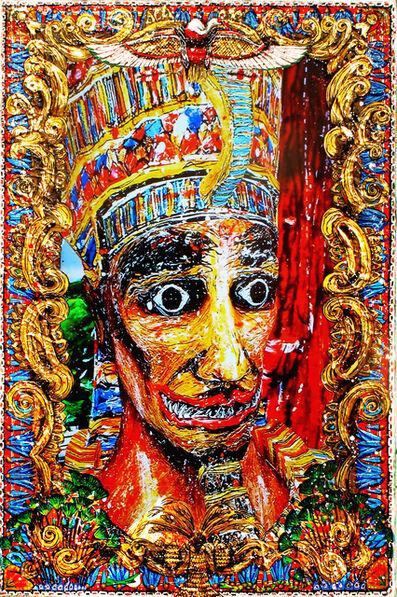 Federico Solmi, 'The Great Son Of God (Pharaoh Ramsess II – Egypt)', 2015