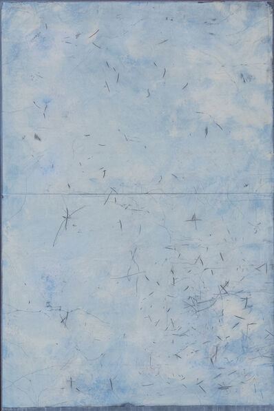 Mark Bennion, 'UNTITLED (BLUE)', 2017