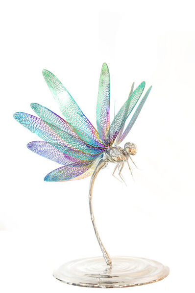 Gao Xiaowu 高孝午, 'Rebirth-Dragonfly   再生-蜻蜓', 2016