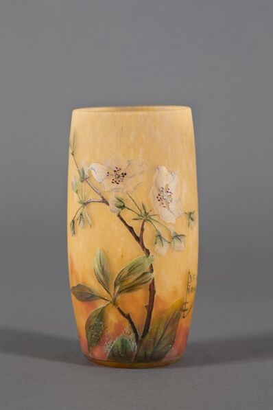 DAUM Nancy, 'Vase', ca. 1908