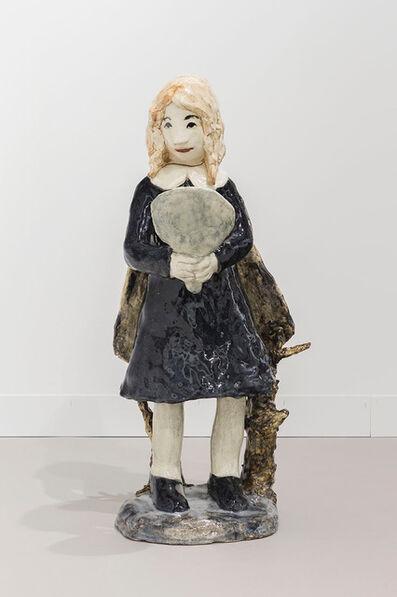 Klara Kristalova, 'The mirror', 2017