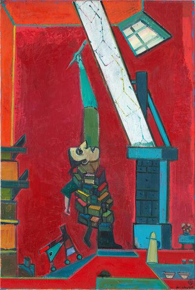 Walter Libuda, 'Linkshänder', 2015