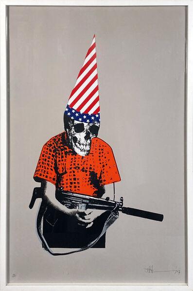 Paul Insect, ''Dunce Boy' (framed)', 2008