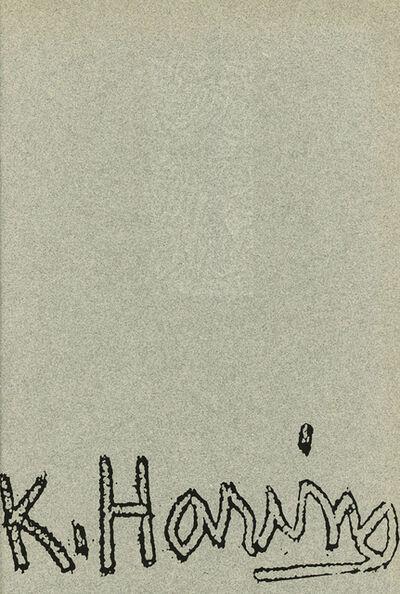 Keith Haring, 'Keith Haring Gallery 56 Geneva 1990 ', 1990