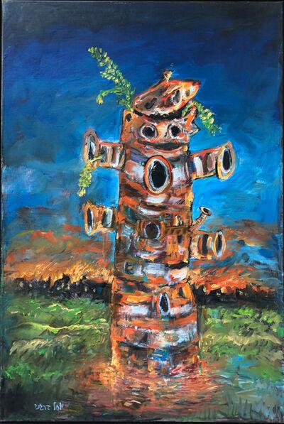 Yosl Bergner, 'The Winner ', 2011