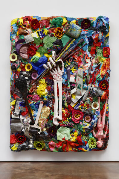 Ahn Chang Hong, 'Hand of the Artist 1', 2019