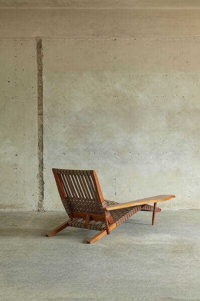 George Nakashima, 'Lounge Chair', 1960